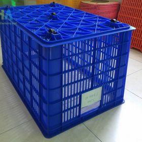 Các công dụng hữu ích của thùng nhựa rỗng 5 bánh xe Phú Hòa An giá sỉ