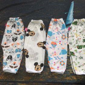 quần chục giấy cho bé giá sỉ