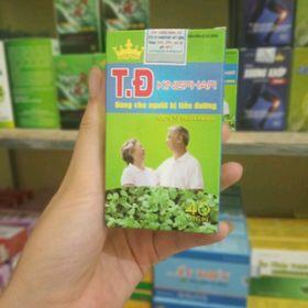 TĐ Kingphar - Dùng cho người bị tiểu đường giá sỉ