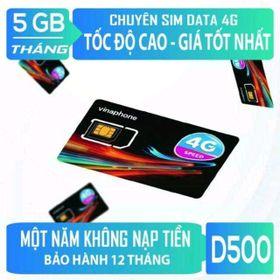 Sim D500T giá sỉ