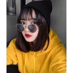 Áo hoodie trơn vàng giá sỉ
