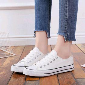 Giày thể thao vải siêu đẹp phổ biết nhất cho giới trẻ hiện nay giá sỉ