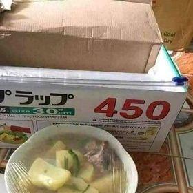 màng bọc thực phẩm giá sỉ