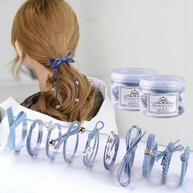 Hộp 12 dây cột tóc giá sỉ
