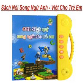 Sách điện tử thông minh song ngữ Anh- Việt giá sỉ