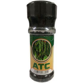 Tiêu đen hạt ATC chai 50g nắp cối xay giá sỉ