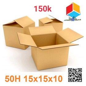 50 thùng carton 30-20-10 hoặc 15-15-10 giá sỉ