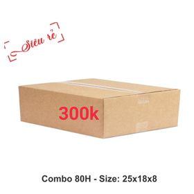80 thùng carton 25-18-8 giá sỉ
