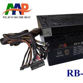 Nguồn AAP RB-600W Box Fan led 12cm nguồn phụ VGA giá sỉ