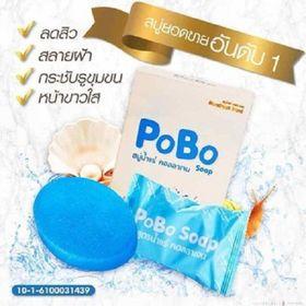 Xà bông khoáng nước collagent PO BO Thái Lan giá sỉ