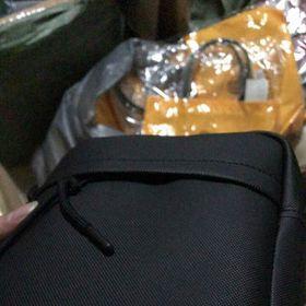 Túi đeo chéo lacoste logo thêu giá sỉ