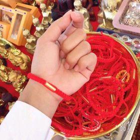 vòng tay chỉ đỏmay mắn Thái Lan giá sỉ