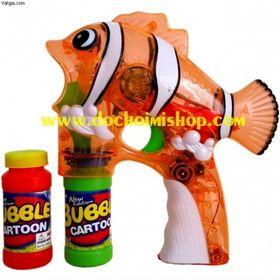 Đồ chơi trẻ em mô hình cá bắn bông bóng giá sỉ