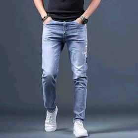 Quần Jeans Nam In Cao Cấp có size 34 giá sỉ