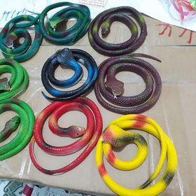 Đồ chơi trẻ em mô hình rắn nhựa dẻo giá sỉ
