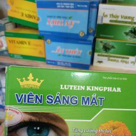 Viên sáng mắt lutein Kingphar giá sỉ