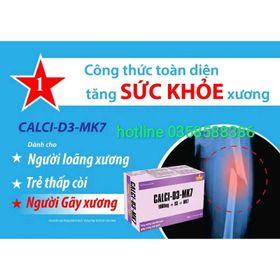 viên uống bổ xung Calci D3 Mk7 Kingphar giá sỉ