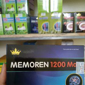 Hoạt huyết dưỡng não Memoren 1200 max Kingphar giá sỉ