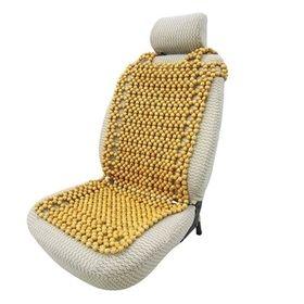 lót ghế hạt gỗ cho xe ô tô - ghế văn phòng giá sỉ