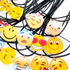 Dây chuyền mặt cười giá khuyến mãi giá sỉ