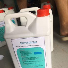 Men vi sinh xử lý nước và xử lý đáy supper decom giá sỉ