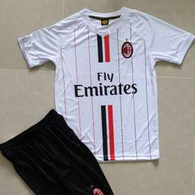 bộ đồ đá banh AC Milan 2019-2020 giá sỉ