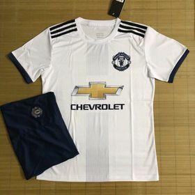 bộ đồ đá banh Man United trắng 2019 -2020 giá sỉ