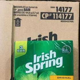 Xà Bông Cục IRISH SPRING ORIGINAL USA giá sỉ