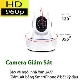 Camera Wifi 360 HD960p - HD960p Bộ giá sỉ