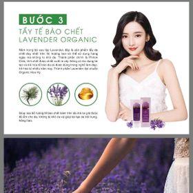 tẩy tế bào chết lavender giá sỉ
