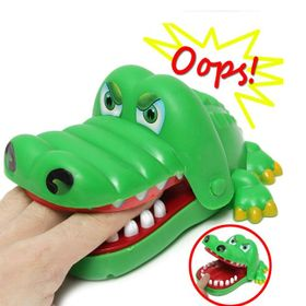 Đồ chơi trẻ em cá sấu khám răng giá sỉ