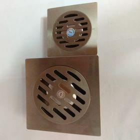 Ga Thoát Sàn Inox 304 Cao Cấp - mặt 12x ống 60-76-90mm giá sỉ