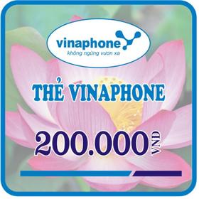Thẻ Vinaphone 200K giá sỉ