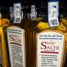 Dầu Sachi ép lạnh nguyên chất giá sỉ; Dầu cho người ăn chay, thực dưỡng thay thế cá hồi, dầu cá, dầu Sachi vàng lỏng cho sức khỏe, công dụng dầu Sachi, cách dùng dầu Sachi giá sỉ