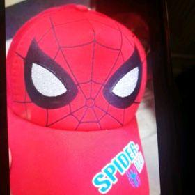 mũ dành cho các bé trai siêu nhân hình nhện giá sỉ