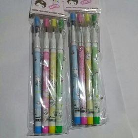 1 vỉ 4 chiếc bút chì khúc giá sỉ