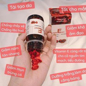 Vitamin E Nga giá sỉ