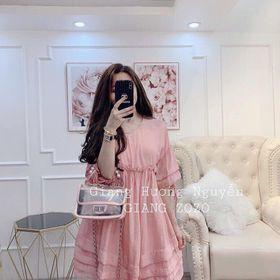Đầm babydoll quảng châu chất đẹp giá sỉ