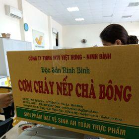 cơm cháy chà bông nếp Ninh Bình giá sỉ