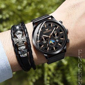 Đồng hồ nam Fngeen dây lưới giá sỉ