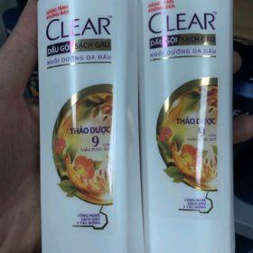dầu gội thảo dược Clear giá sỉ