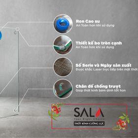 Thớt kính cường lực Sala giá sỉ