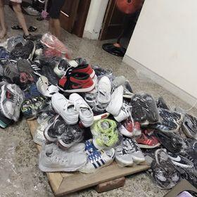 Giày hàng thùng giá sỉ
