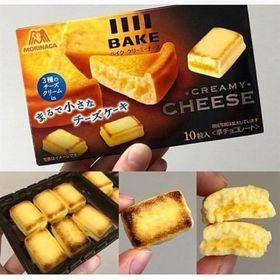 Bánh Bake Vị Kem Phô Mai Morinaga giá sỉ