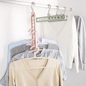 Móc quần áo đa năng giá sỉ