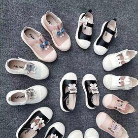 Giày bé gái full hộp Quảng Châu giá sỉ