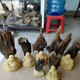 Tượng Trầm Hương Phong Thủy giá sỉ