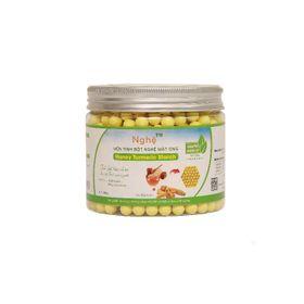 Viên tinh bột nghệ mật ong rừng 250g - Honey turmeric starch giá sỉ