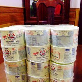Sữa tươi không đường nguyên chất Thái Lan sp Nestle giá sỉ