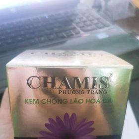 Kem trắng da chống lão hóa Chamis 35g giá sỉ
